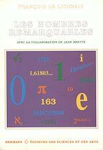 Téléchargez le livre :  Les nombres remarquables