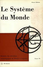 Téléchargez le livre :  Le système du monde. Tome IX