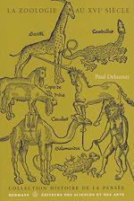 Téléchargez le livre :  La zoologie au XVIe siècle