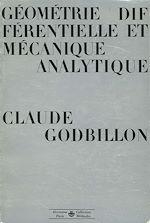 Téléchargez le livre :  Géométrie différentielle et mécanique analytique