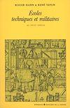 Télécharger le livre :  Ecoles techniques et militaires au XVIIIe siècle