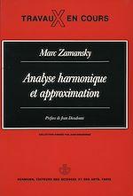 Téléchargez le livre :  Analyse harmonique et approximation