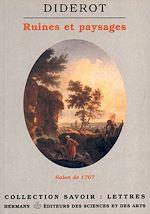 Téléchargez le livre :  Salon de 1767 : ruines et paysages