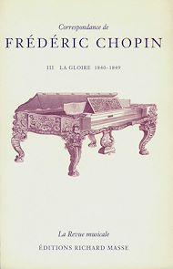 Téléchargez le livre :  Correspondance. Volume 3