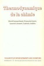 Download this eBook Thermodynamique de la chimie