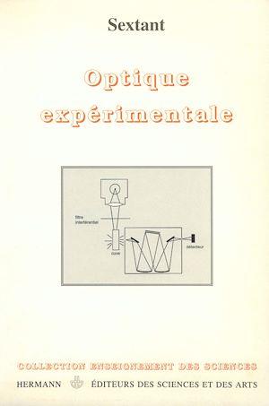 Téléchargez le livre :  Optique expérimentale