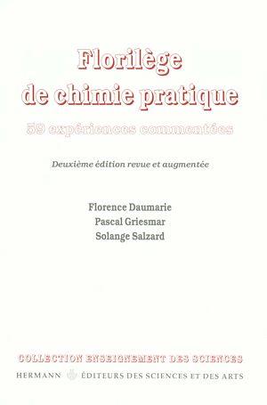 Téléchargez le livre :  Florilège de chimie pratique