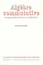 Download this eBook Algèbre commutative
