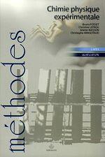 Téléchargez le livre :  Chimie physique expérimentale