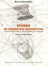 Télécharger le livre :  Épures de géométrie descriptive