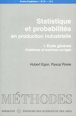 Download this eBook Statistique et probabilités. Tome I