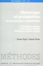 Download this eBook Statistique et probabilités. Tome II
