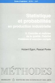 Téléchargez le livre :  Statistique et probabilités. Tome II