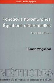 Téléchargez le livre :  Fonctions holomorphes. Équations différentielles