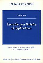 Téléchargez le livre :  Contrôle non linéaire et applications