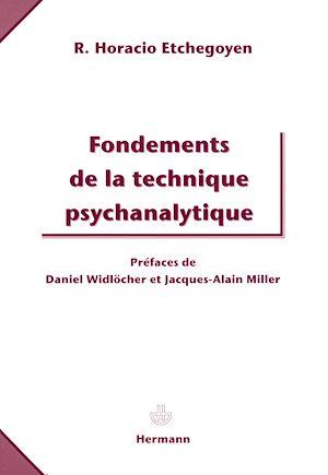 Téléchargez le livre :  Fondements de la technique psychanalytique
