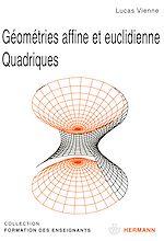 Download this eBook Géométries affine et euclidéenne