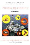 Télécharger le livre :  Physique des polymères. Tome II