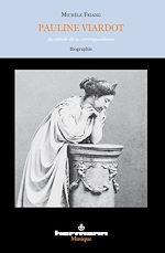 Téléchargez le livre :  Pauline Viardot - Au miroir de sa correspondance