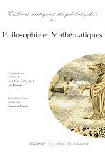 Téléchargez le livre :  Cahiers Critiques de Philosophie, n°3