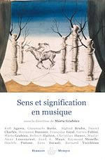 Download this eBook Sens et signification en musique
