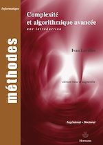 Téléchargez le livre :  Complexité et algorithmique avancée - Une introduction