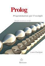 Téléchargez le livre :  Prolog - Programmation par l'exemple