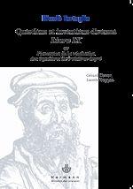 Téléchargez le livre :  Niccolo Tartaglia - Questions et inventions diverses Livre IX ou l'invention de la résolution des équations du troisième degré