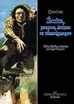 Téléchargez le livre :  Écrits, propos, lettres et témoignages