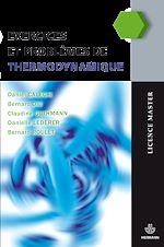 Téléchargez le livre :  Exercices et problèmes de thermodynamique
