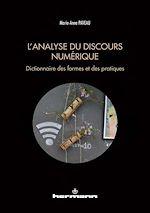 Téléchargez le livre :  L'analyse du discours numérique