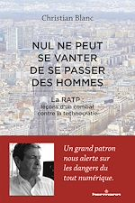 Download this eBook Nul ne peut se vanter de se passer des hommes