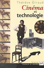 Téléchargez le livre :  Cinéma et technologie