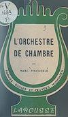 Télécharger le livre :  L'orchestre de chambre