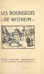 Download this eBook Les bourgeois de Witzheim