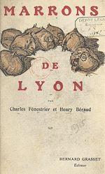 Download this eBook Marrons de Lyon