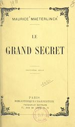 Download this eBook Le grand secret