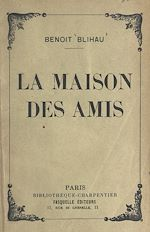 Download this eBook La maison des amis