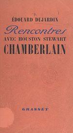 Download this eBook Rencontres avec Houston Stewart Chamberlain
