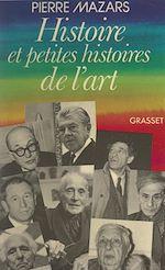 Download this eBook Histoire et petites histoires de l'art