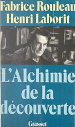 Download this eBook L'alchimie de la découverte