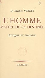 Download this eBook L'homme, maître de sa destinée