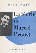 Download this eBook La féerie de Marcel Proust