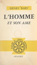 Download this eBook L'homme et son âme