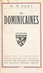 Download this eBook Les dominicaines