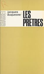 Download this eBook Les prêtres