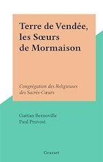 Download this eBook Terre de Vendée, les Sœurs de Mormaison