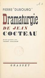 Download this eBook Dramaturgie de Jean Cocteau