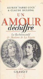 Download this eBook Un amour déchiffré