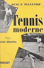 Download this eBook Tennis moderne